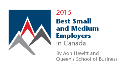 Canada's 50 Best Small and Medium Employers for 2015